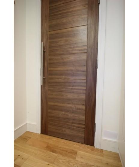 Deanta HP12 Contract Walnut Door